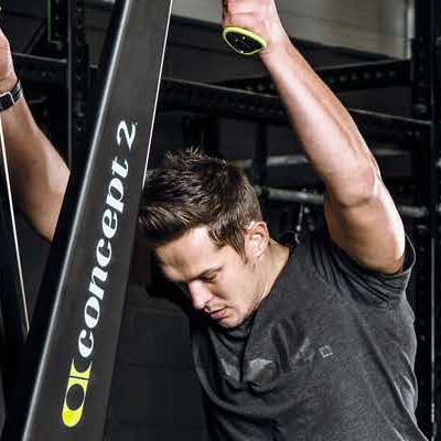 Concept fitness equipment