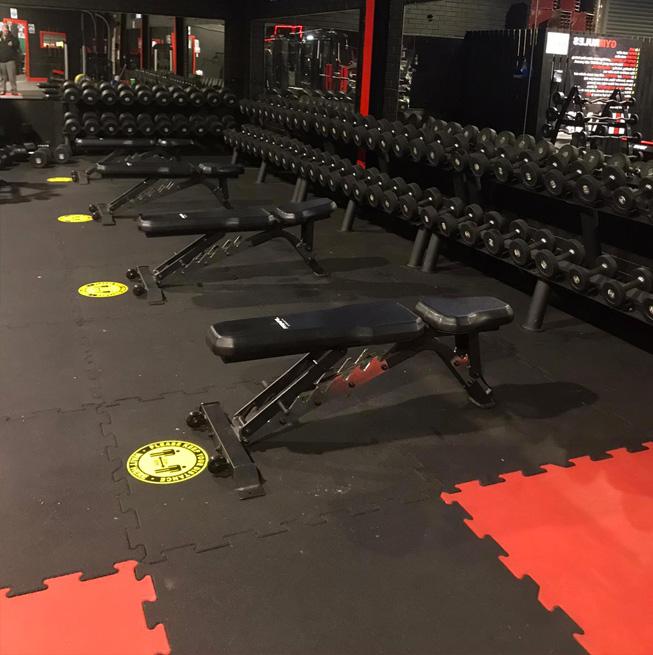 Titan 365 gym solution
