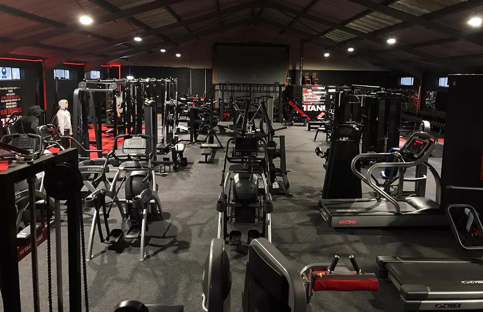 Titan 365 Gym