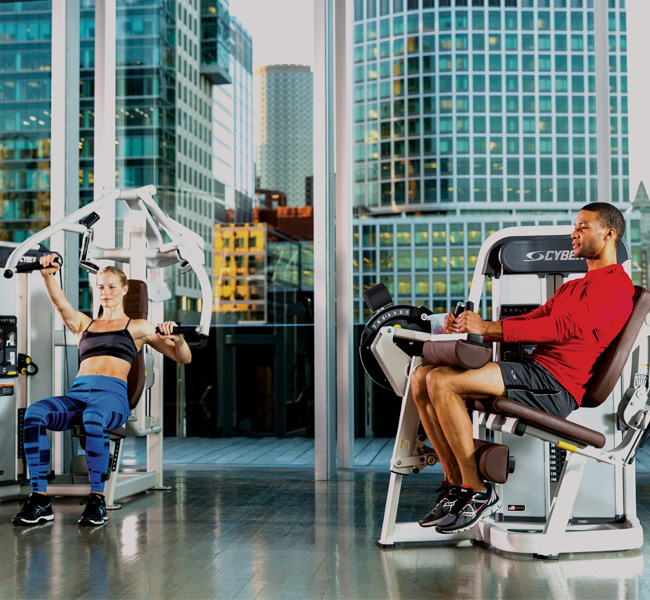 gym equipment solutions